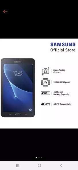 Promo murah Samsung tab A6 grs resmi, bs kredit