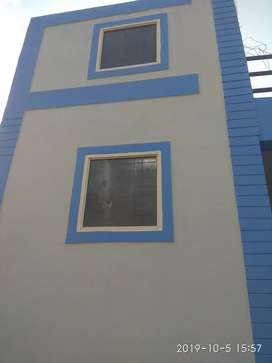 2 BHK newly constructed house on rent for family and girls