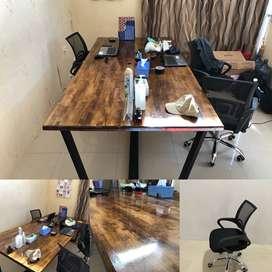 Sharing Table / Meja Kantor