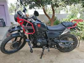 Royal Enfield himalayan, urgent money required!
