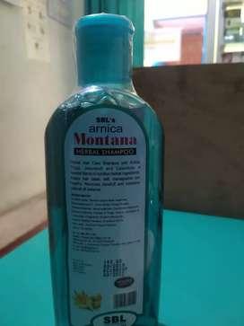 Homoeopathic shampoo