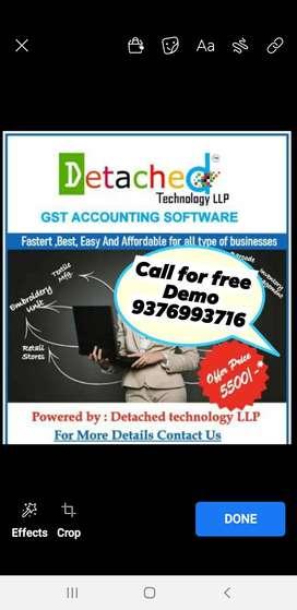 New softwares for billing