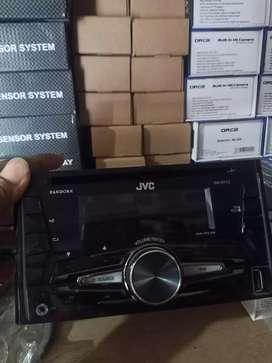JVC copotan Honda Brio rs