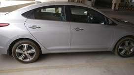 Brand New Verna Petrol, SX(o) VT VT, automatic, 10600 KM