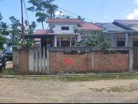 Dijual rumah cantik tanah luas di lamcot