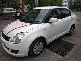 Maruti Suzuki Swift Dzire VDI, 2009, Diesel