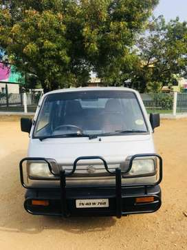 Maruti Suzuki Omni 5 STR BS-IV, 2007, Petrol