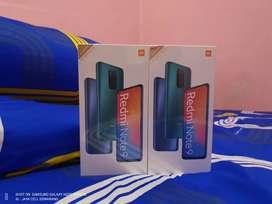 Okt Fav Baru Redmi Note 9 6/128 GB