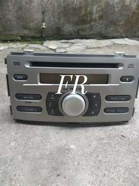 Head Unit Double Din Tape Avanza Veloz VVTi 2011-2015