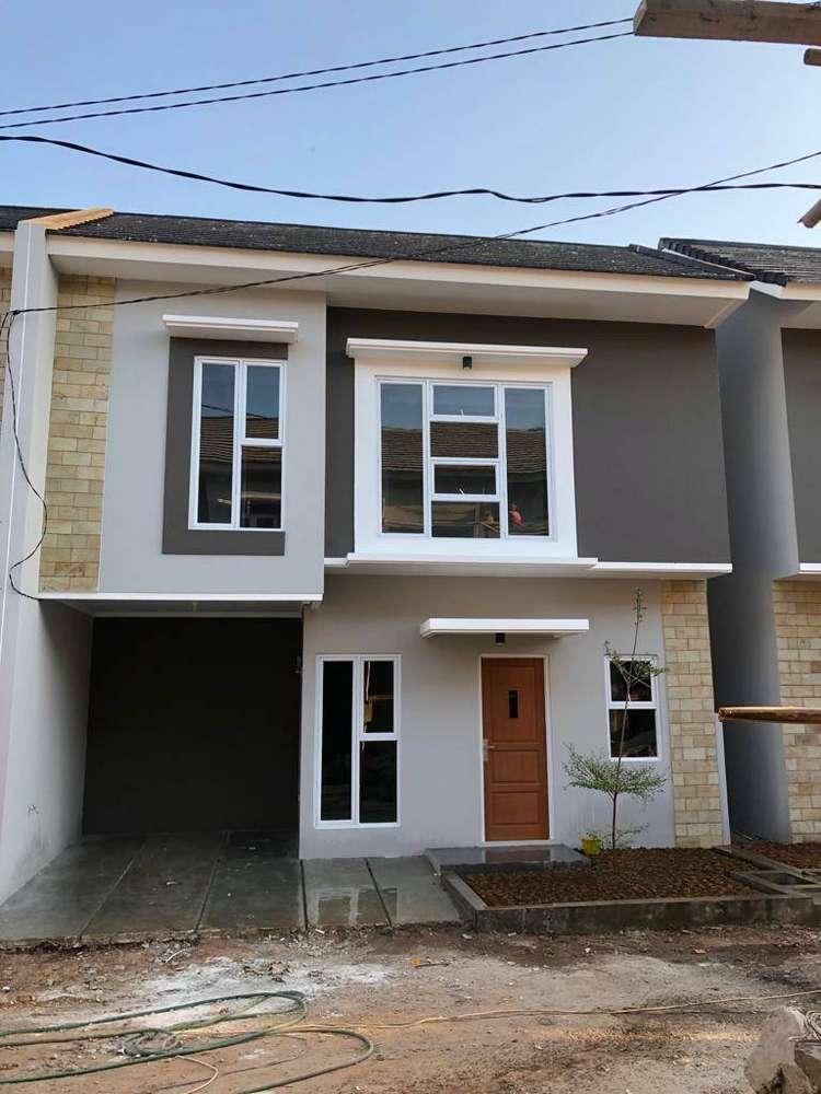 rumah cluster baru ready stock di kelapa dua cimanggis depok