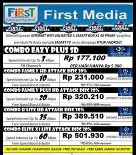 Pemasangan Firstmedia