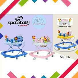 BABY WALKER SPACEBABY SB 306