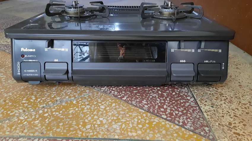 Rinnai gas stove with oven 2017 m 0