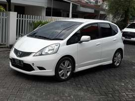 Jazz RS AT 2010 km 78rb