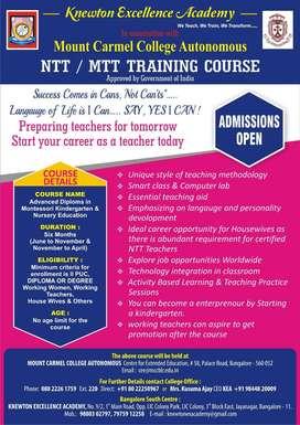 NTT/MTT TEACHERS TRAINING CENTRE