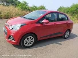 Hyundai Xcent S 1.2 OPT, 2016, Petrol