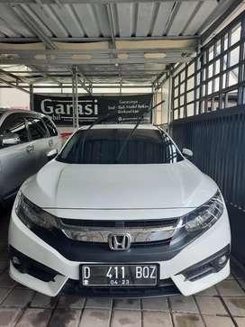 Honda Civic Turbo ES 2018