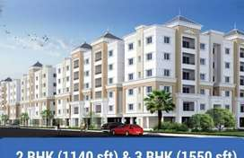 Newly launched apartment project at tukkuguda