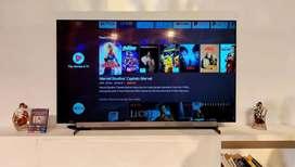 Smart Android led tv mega salee offer hurry