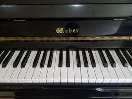 PIANO WEBER MODEL ANGGUN Rp.10 JT (NEGO)