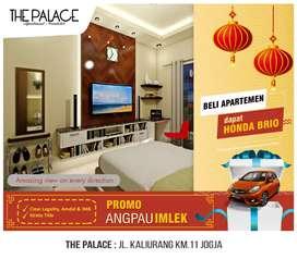 Beli apartemen the Palace Jogja Bs dpt Bonus Rumah 1 Milyar di Jogja