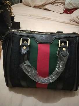 Dijual tas Gucci second