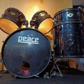 Program Dewan Promo Rakyat Drum Peace Minus Cymbal Secondhandd