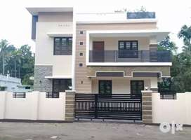 Ready to occupy 3 bhk 1350 sqft at varapuzha Kongorpally just 250 mtr