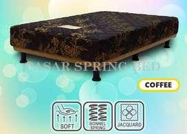 FreeOngkir Spring Bed Musterring Multibed Vienna T20 Coffee 90x200NoHB