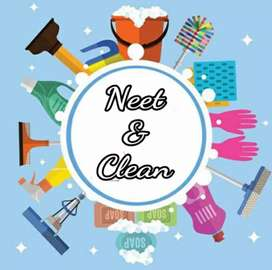 NEET & CLEAN CLEANING SERVICE