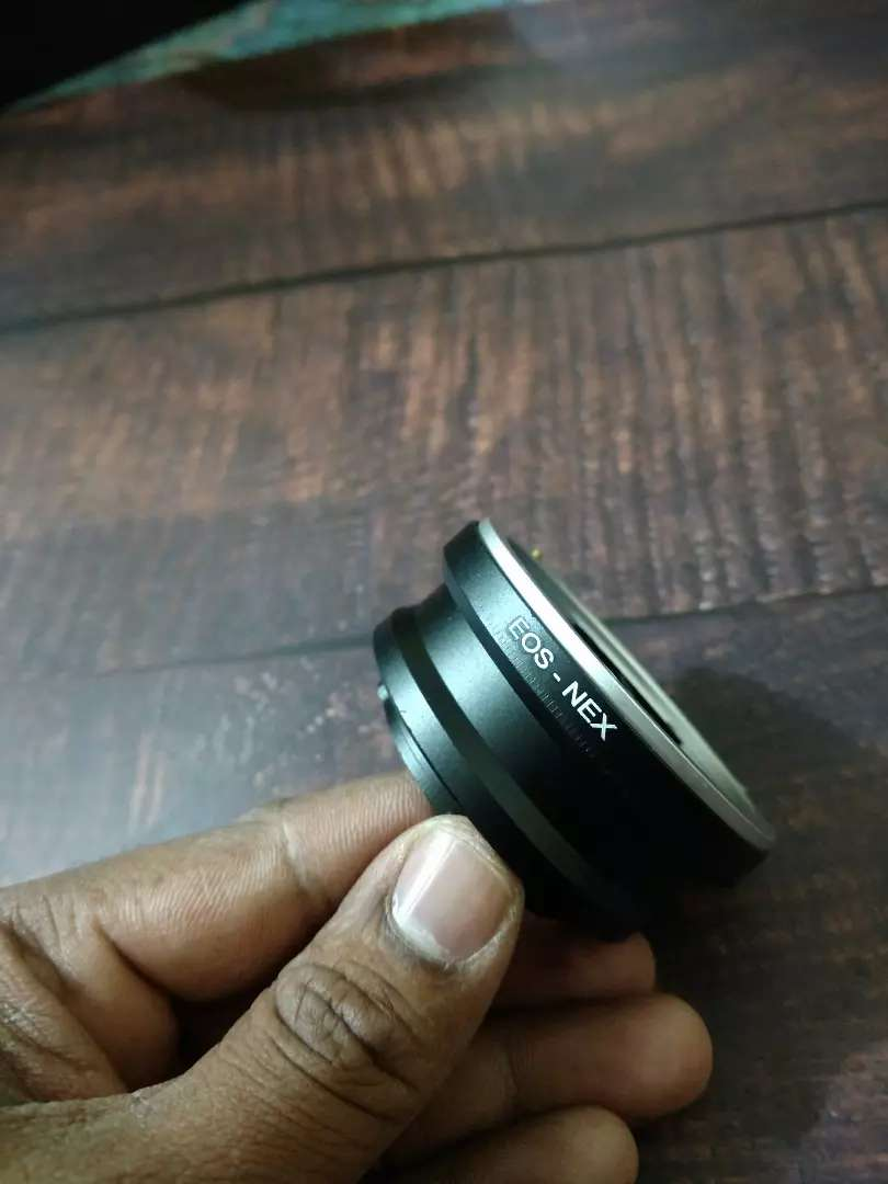 Canon to Sony mount manual 0