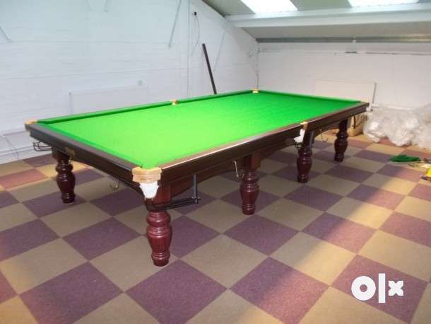 Branded snooker table tournament model available 0