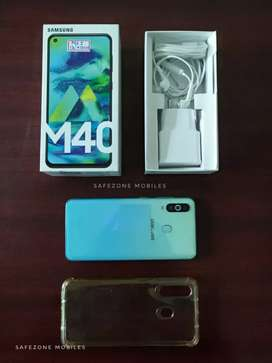 Samsung M40 excellent condition available today