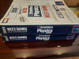 ERRORLESS PHYSICS VOLUME 1&2