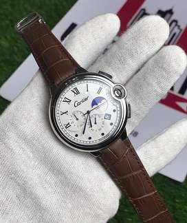 Cariter cordon bleu leather strap