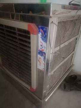 Air cooler. Steel body. Good condition. Big size