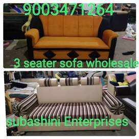3 seater sofa factory wholesales price+free delivery