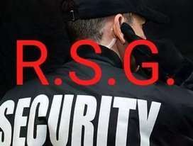 R. S. G. Total security men power saplayar