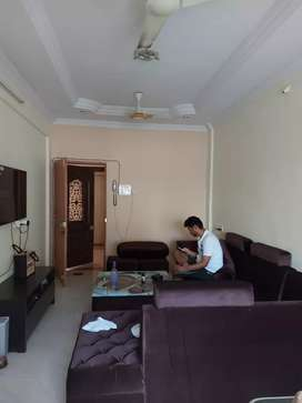 AVAILABLE 2 BHK SEMI FURNISHED FLAT RENT IN GOLDEN HIGHT SE-20