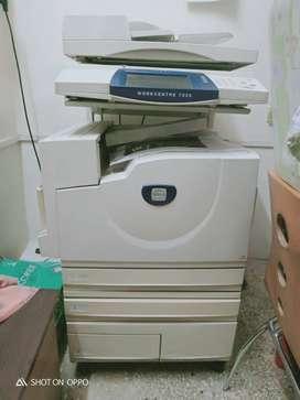 CMYK copier Xerox machine