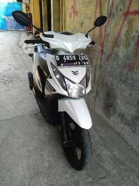 Jual Cash & Kredit Honda Beat Sporty Fi Scooter Matic 213 Siap Pake