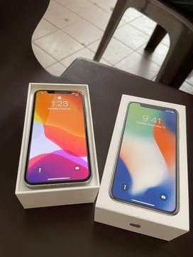 iPhone x is available