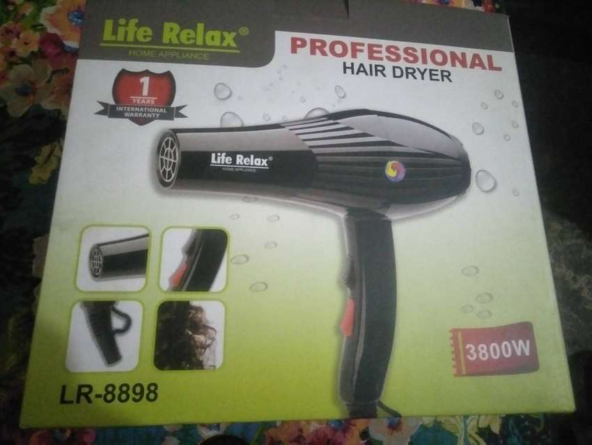 Hair dryer life relax professional 0