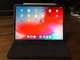 ipad pro 11 inch 64gb wife with apple pencil 2