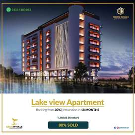 Apartment For Sale Lake View Apartment, Bahria Town Rawalpindi