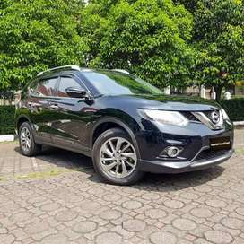 Nissan X-Trail 2.5 AT 2015 Hitam