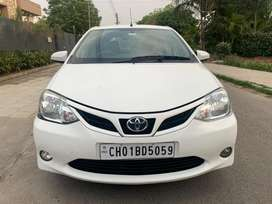 Toyota Etios Liva 1.2 GX, 2015, Petrol