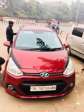 Hyundai Grand i10 2013 Diesel Well Maintained