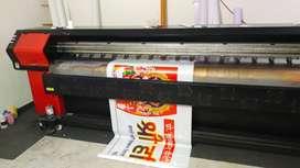 Flex Printing Machine Konika 512i