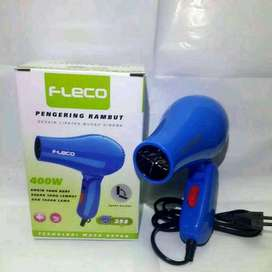 Hairdryer Fleco Hair Dryer Pengering Rambut